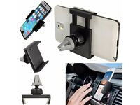 Brand New Universal Car Air Vent Mount Cradle Stand Holder For iPhone Cellphone