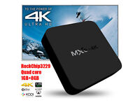 New 2016 4K Quad Core Android TV Box KODI 16.1 Media Player auto updates Instant Collection !!!