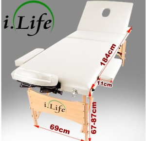 i-Life 3 in 1 Foldable Massage Table Grafton Clarence Valley Preview