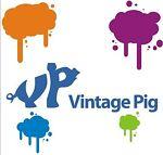 Vintage-Pig