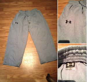 Under armor pants Men Small but fit XL youth to $10