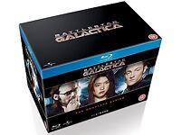Battlestar Galactica - The Complete Series (2004) [Blu-ray / Region Free / 2011] Used - Like New