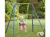 Small wonders toddler swing