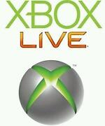 Xbox Live Gold Trial