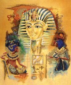 Lanarte Cross Stitch – Tutankamun
