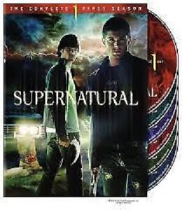 Supernatural Seasons 1-7 DVD