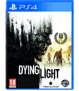 PS4 Games - Dying Light, Dead Island.