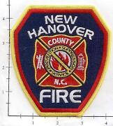 North Carolina Fire Patch