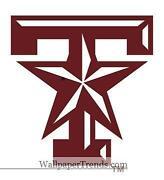 Texas A&M Decal