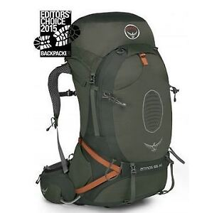 Osprey Atmos AG 50 Pack Medium (Men) (see picture) backpack