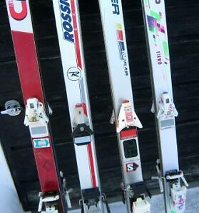 DOWN HILL ,CROSS COUNTRY SKI'S ,FAMILY/INDIVIDUAL PRICES
