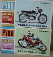 Motorcycle vintage kits 2 kits $45.00