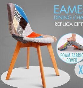Matt Blatt Retro Eames Eiffel Chair Oakdale Wollondilly Area Preview