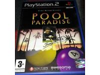 Pool Paradise PS2 Game