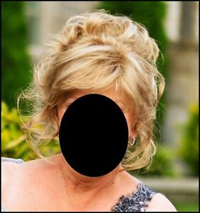 Prothèse capillaire 'vrais cheveux' - Perruque - Wig Real Hair