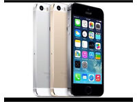 Apple iPhone 5S 16GB - All Networks - GOLD/GREY *Trusted Seller*