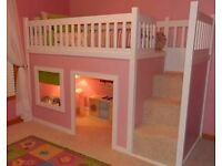 Bespoke children's beds