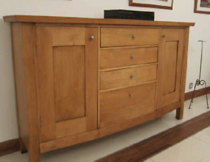 Credenza buy or sell hutches display cabinets in toronto gta