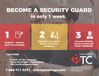Security License Training
