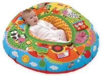 Baby activity ring