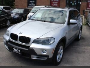 2007 BMW X5 7 Pass! $5000 as is