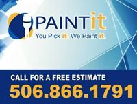 Specializing spraying kitchen cabinets. Call for a FREE quote!!