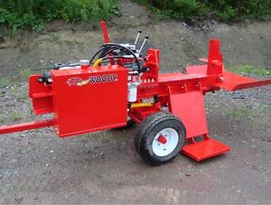 Fendeuse à bois autonome 4mcx 40-30 moteur honda 9hp