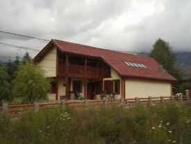 Amazing house for sale in the mountains side in Romania