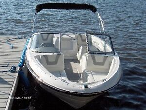 Excellent condition 2007 Bayliner SE 195 Bowrider with 190HP