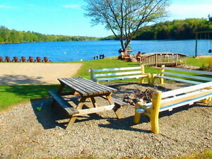 Muskoka Parry Sound Lakefront Weekly Family Cottage for Rent