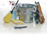 BUCKETS AND BUBBLES CLEANING SERVICES