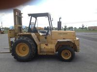 Lift tracteur tout terrain