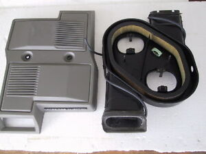 Corvette 1984 NOS Crossfire Injection air cleaner, complete !