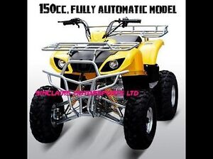 TAO TAO 150cc ATV Air Cooled***SINCLAIR'S MOTOR PORTS**