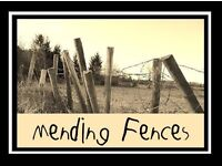 Mending Fences - Fencing Maintenance and Installation