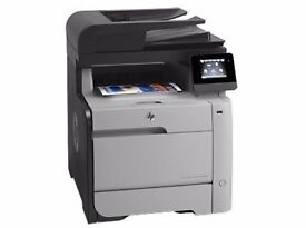 HP LaserJet Pro 500 color MFP M570dw All-in-One Laser Printer. Nearly new