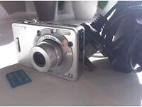 Sony Cyber-Shot DSC-W55 7.2 MP Compact Digital Camera