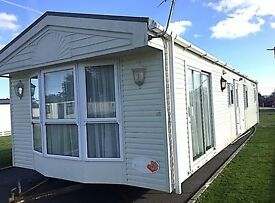 Ideal starter luxury caravan for sale on 4* park in Hampshire