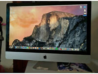 "Apple iMac A1312 27"" Desktop (October, 2009)"