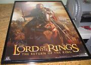 Lord of The Rings Cast Signed