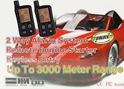 Car Alarm System 2 Way