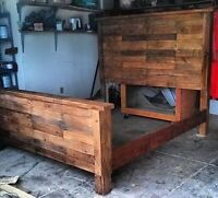 Handcrafted made to order furniture