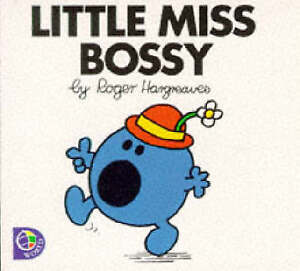 Little Miss Bossy by Roger Hargreaves (Paperback, 1998)