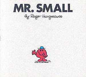 Mr. Small by Roger Hargreaves (Paperback, 2003)