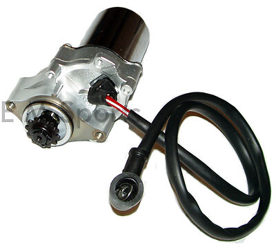 Chinese Dirt Pit Bike Lower Electric Starter COOLSTER QG-213A 213A Parts