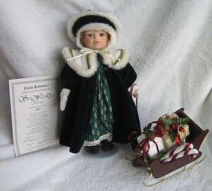 Star Of Wonder 1998 Porcelain Doll Whitney by Trisha Romance