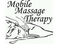 Mobile massage for you!
