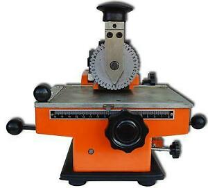 Semi-Automatic Sheet Embosser Metal Mark Machine Without Letter Wheel