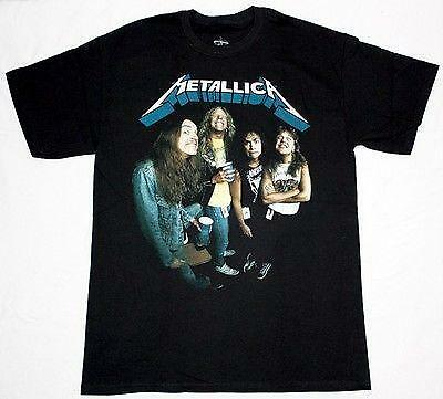 cliff burton shirt ebay. Black Bedroom Furniture Sets. Home Design Ideas