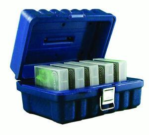 Turtle LTO 5 Storage Case Blue, Part #:  01-672733